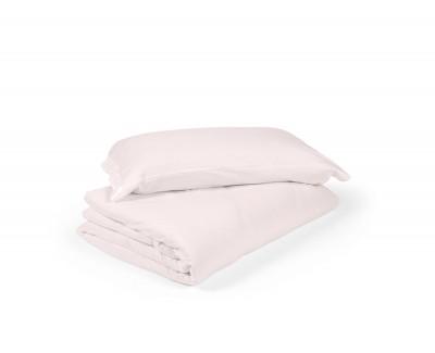 Bettbezug mit Kissenbezug
