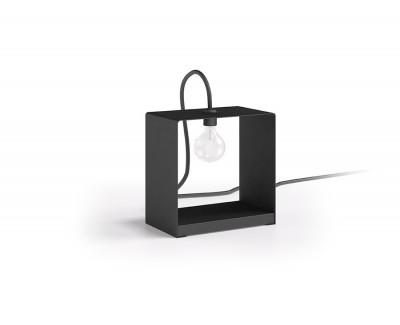 Cubik Metall lampe