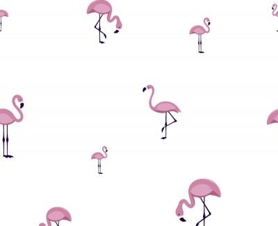 Flamingo-Tapete