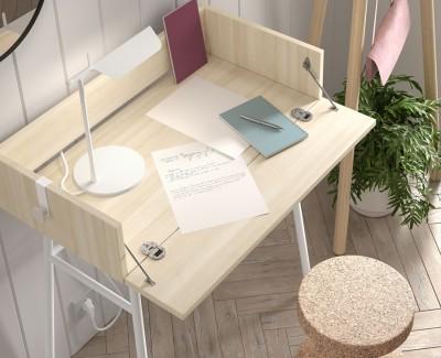 Eingangsmöbel mit Schreibtisch