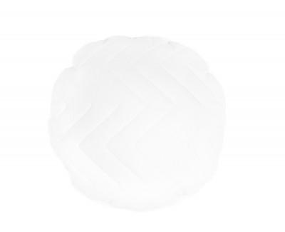 Rundes Dekokissen 40 cm Durchmesser
