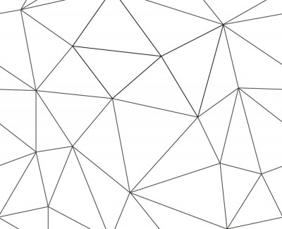 Origami-Tapete